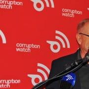 David Lewis, Corruption Watch executive director