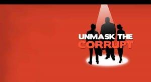 Unmask the Corrupt