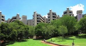 UJ Campus, Johannesburg