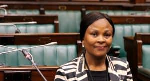 Advocate Busisiwe Mkhwebane