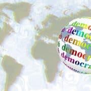 democracy across the world