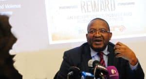Advocate Vusi Pikoli