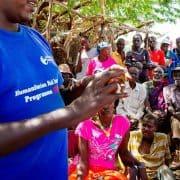 Humanitarian aid programme