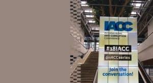 International Anti-Corruption Conference banner